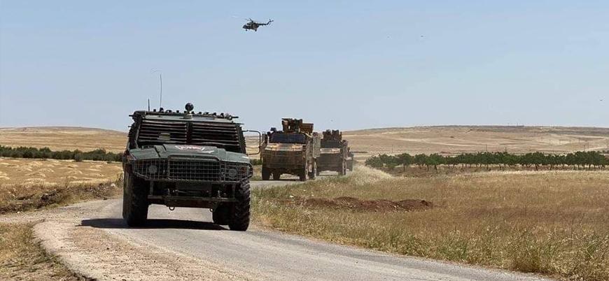 Türkiye ve Rusya'dan Ayn el Arab'ta ortak devriye
