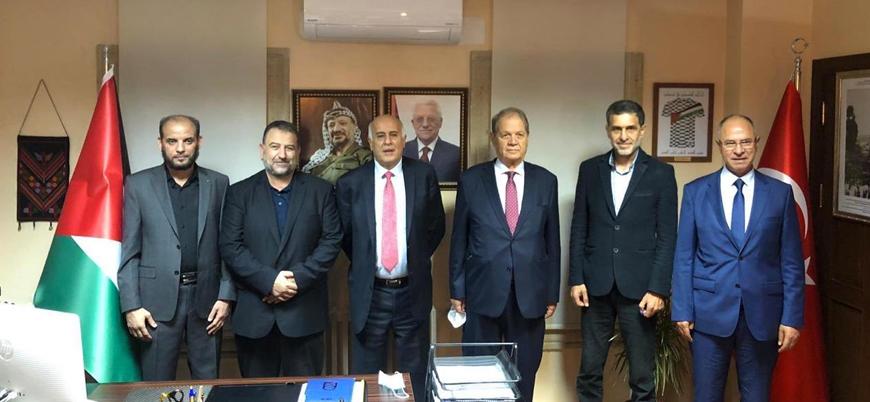 Hamas ile El Fetih arasında uzlaşmaya varıldı