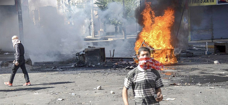 'Kobani olayları' operasyonu: 7 ilde 82 gözaltı kararı