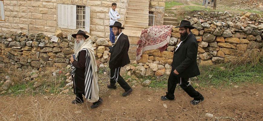 Radikal Yahudiler Filistinlilerin koyunlarına saldırdı