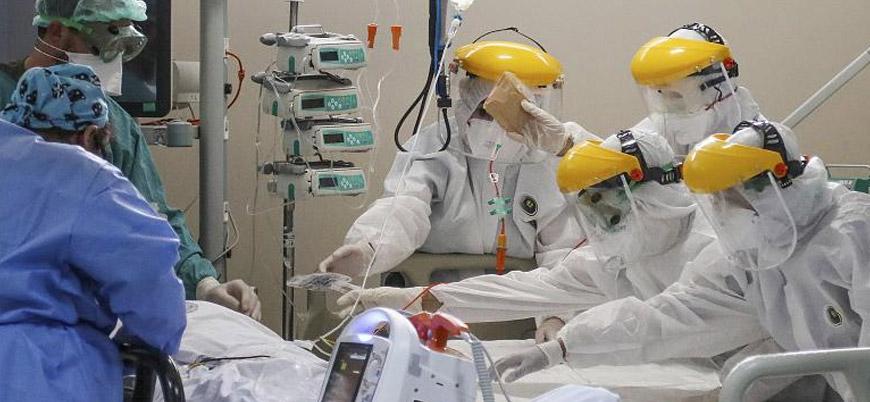 Türkiye'de koronavirüs: 132 vefat, 7 bin 489 yeni vaka