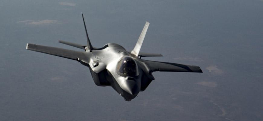 """""""BAE ABD'den F-35 savaş uçağı satın almak için başvurdu"""