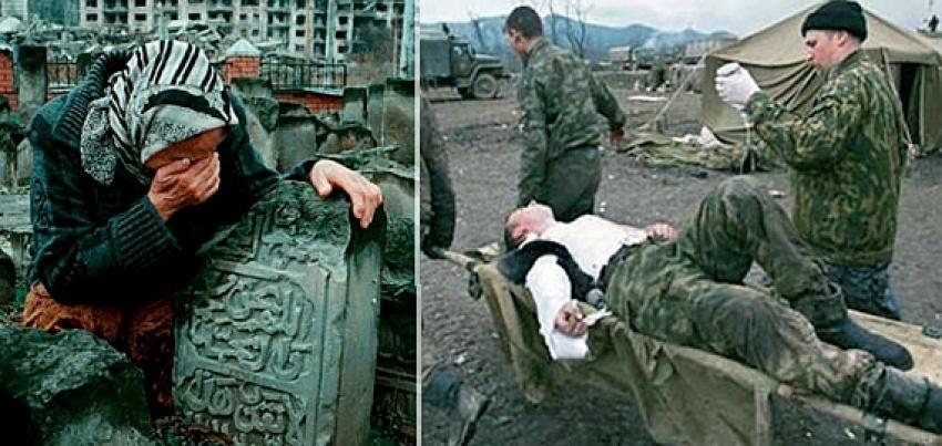 Rusya'da IŞİD iddiasıyla iki Çeçen öldürüldü