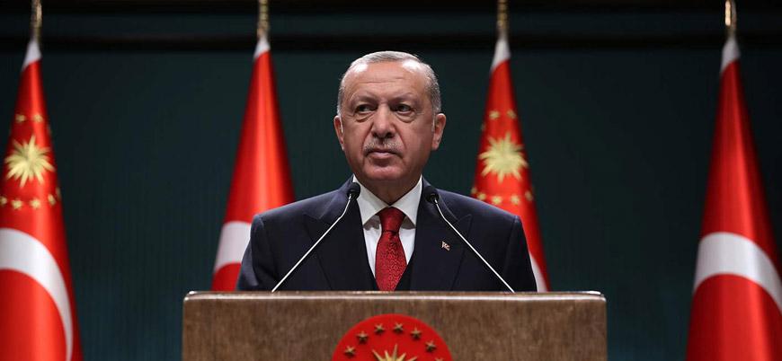 Erdoğan: Denizlerimizdeki hak ve çıkarlarımızı korumaya devam ediyoruz