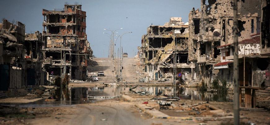 Rusya ve Çin'den BM'nin 'Libya silah ambargosu ihlali' raporuna engel