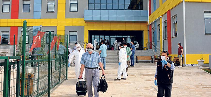 İçişleri Bakanlığı: Yurt ve pansiyonlarda 2 bin 157 kişi izolasyon altında