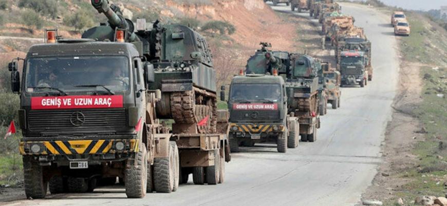 TSK'dan İdlib'e askeri sevkiyat