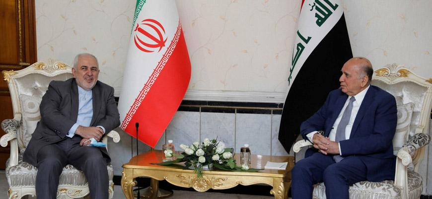 İran ve Irak dışişleri bakanları bir araya geldi
