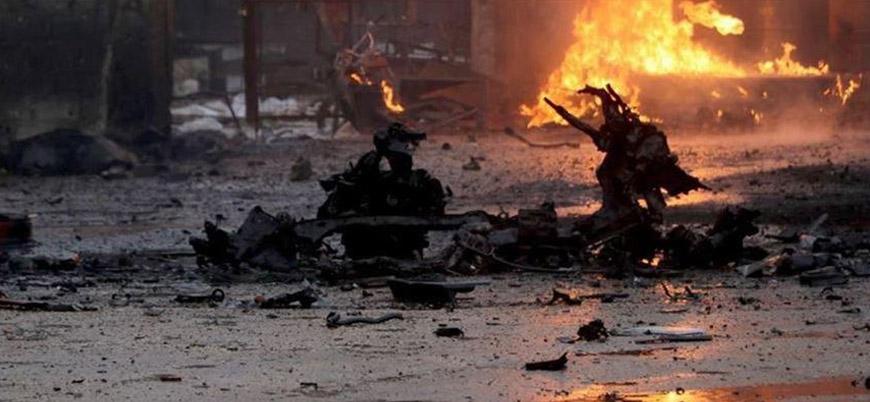 Barış Pınarı bölgesi Rasulayn'da bombalı saldırı: 6 ölü