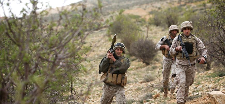 Lübnan-Suriye sınırında çatışma: 2 ölü