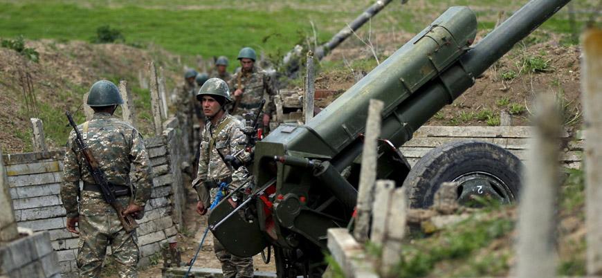 Türkiye: Azerbaycan'a desteğimiz tam, nasıl isterse o şekilde yanındayız