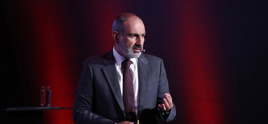 Ermenistan 'sıkıyönetim ve genel seferberlik' ilan etti