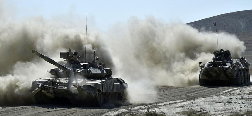 Azerbaycan Savunma Bakanlığı: Ermeni kontrolündeki bölgelerde ilerliyoruz