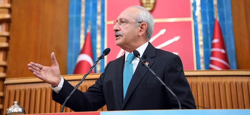 Kılıçdaroğlu: 'YPG ayrı bir devlet kuruyor, Erdoğan sessiz'