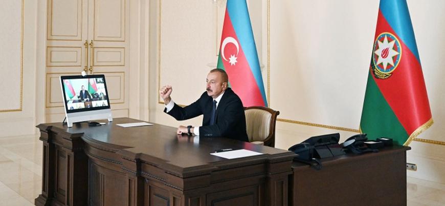 Azerbaycan Türkiye haricinde tüm uçuşları durdurdu
