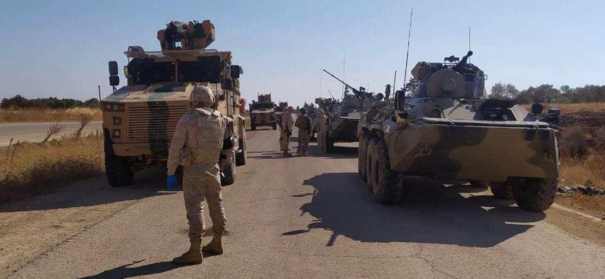 Türkiye ve Rusya'dan İdlib'de ortak tatbikat
