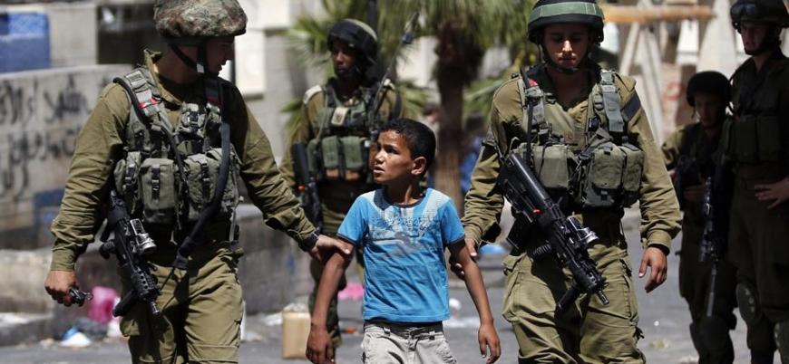İsrail mahkemesinden Filistinli çocuğa 5 yıl hapis cezası