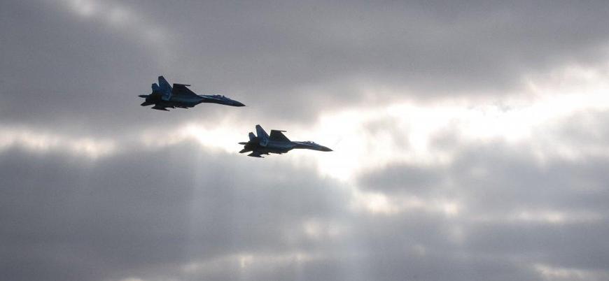 Baltık Denizi'nde Rus jetlerinden NATO uçaklarına önleme