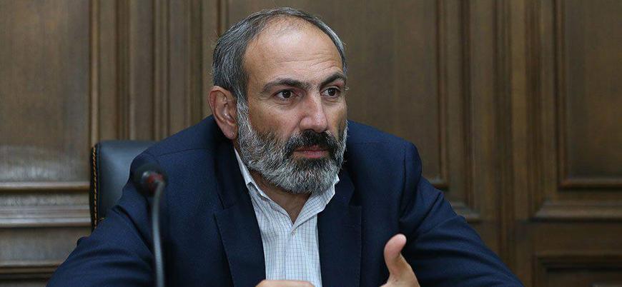 Paşinyan'dan Ermeni halkına 'cephede gönüllü olun' çağrısı