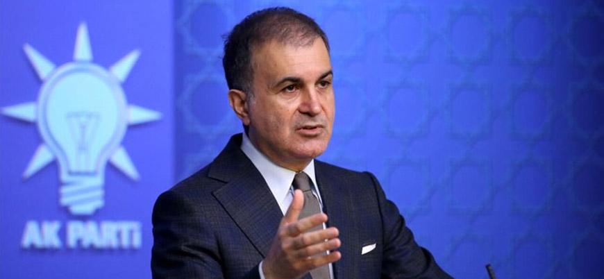 AK Parti Sözcüsü Çelik: Uygur Türkleri Çin'de refah ve huzur içinde yaşamalı