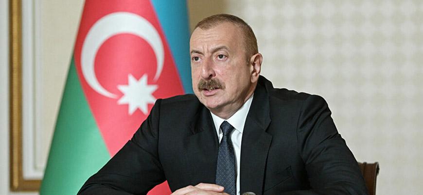 Azerbaycan Cumhurbaşkanı Aliyev: Türkiye çatışmada taraf değil