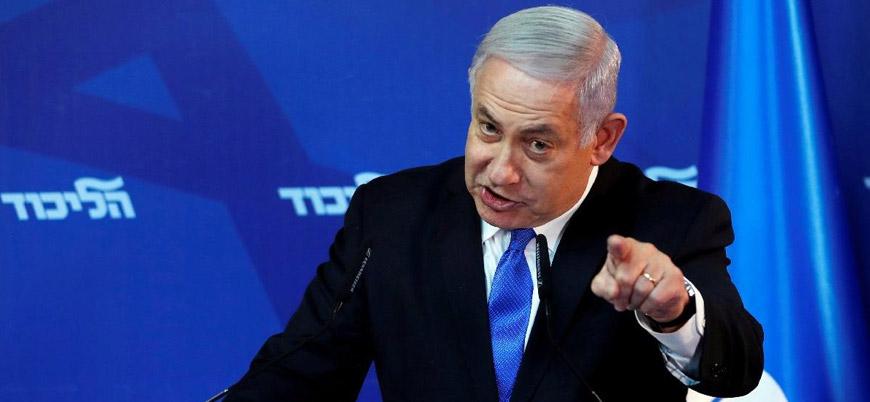Netanyahu: Beyrut'ta yeni bir patlama olabilir