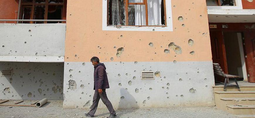 AFP: Dağlık Karabağ çatışmalarında ölü sayısı 98'e yükseldi