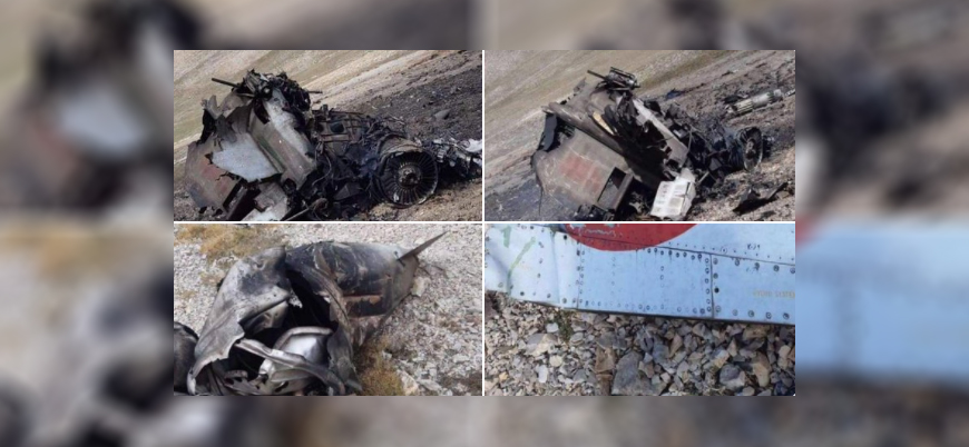 Azerbaycan: Ermenistan'a ait iki Su-25 savaş uçağı düştü