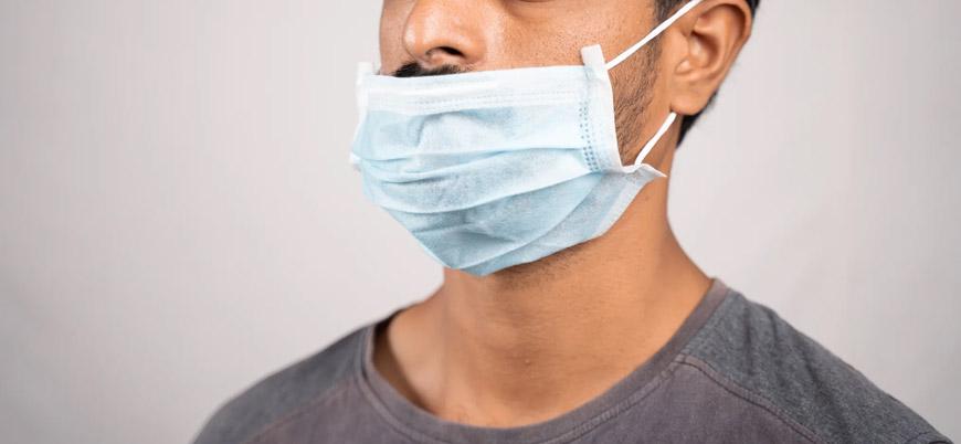 """""""Burnu açıkta bırakmak maske takmamakla aynı"""""""