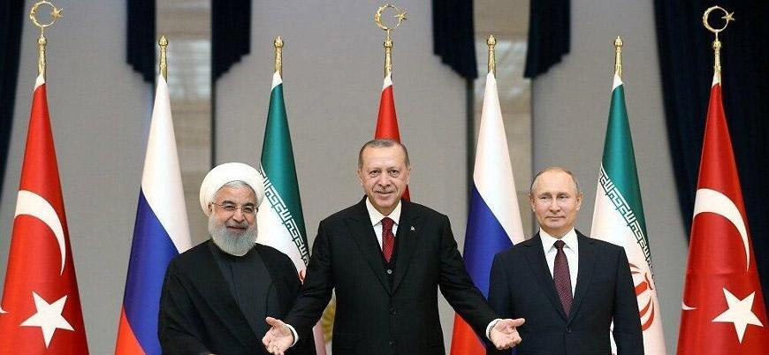 İran: Rusya ve Türkiye ile birlikte Karabağ'a barışçıl çözüm getirebiliriz