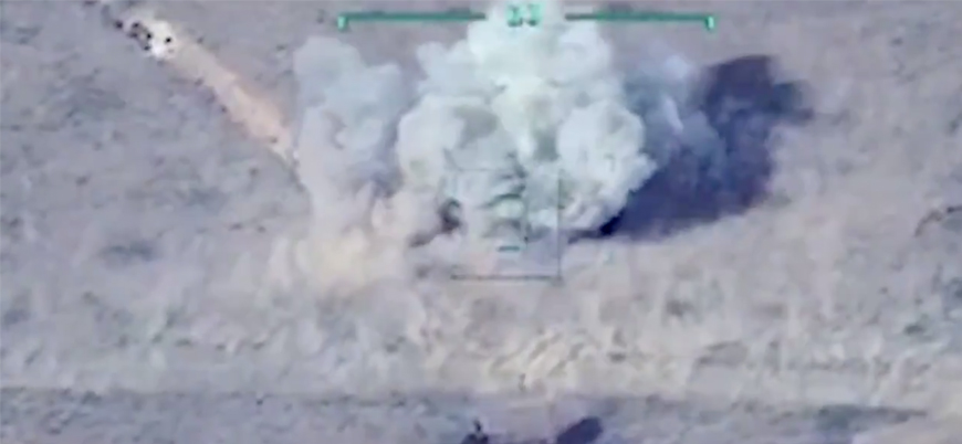 Bayraktar TB2 SİHA'lar Ermenistan'ın hava savunma sistemini imha etti