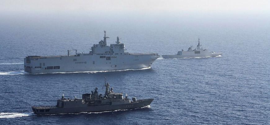 Türkiye'den Doğu Akdeniz'de yeni Navtex ilanı: NATO üyesi ülkeler tatbikat yapacak