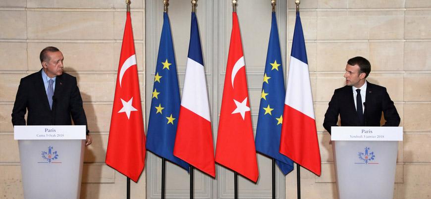Fransa Türkiye'ye yaptırım için bastırıyor