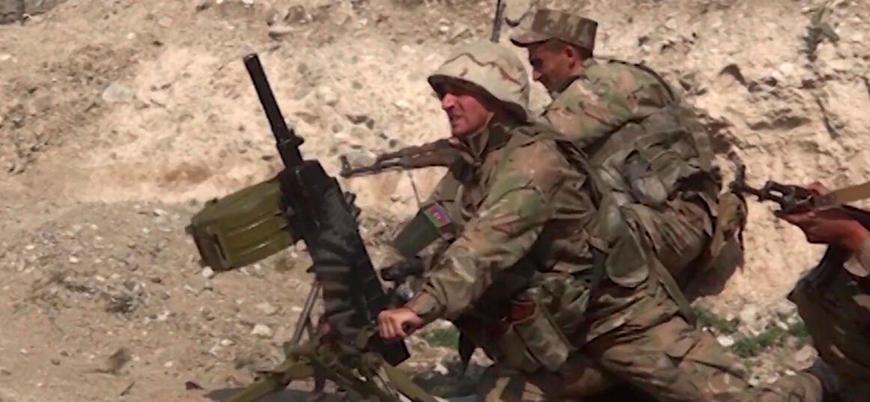 Trump Putin ve Macron'dan 'Dağlık Karabağ için derhal ateşkes' çağrısı