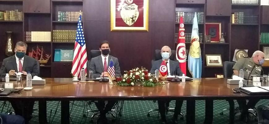 Tunus ABD ile 10 yıllık askeri anlaşma imzaladı