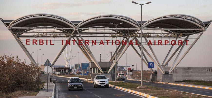 Haşdi Şabi'den Erbil Havalimanı'nda füze saldırısı