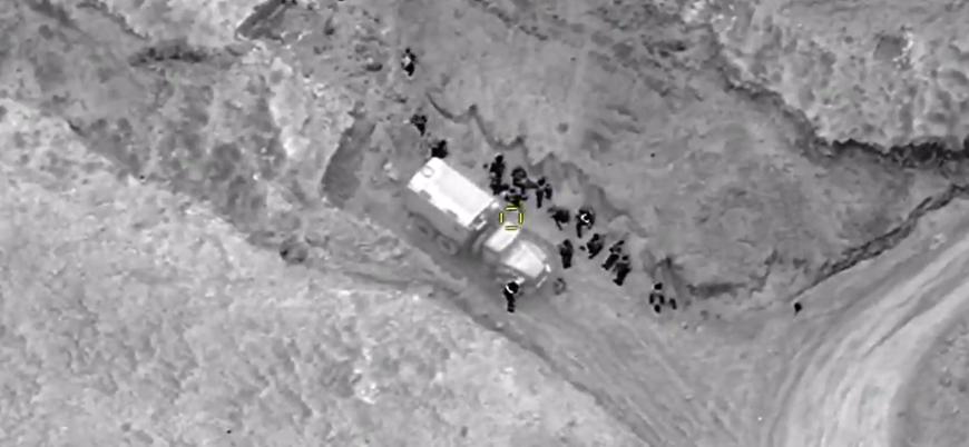Bayraktar TB2 SİHA'lar Ermenistan güçlerini hedef aldı