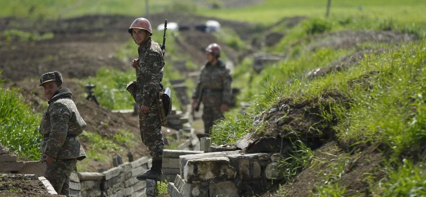 Ermenistan: Azerbaycan ile ateşkese hazırız