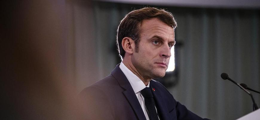 Batı Afrika'yı işgal eden Fransa'nın lideri Macron: İslam bugün bütün dünyada kriz yaşıyor