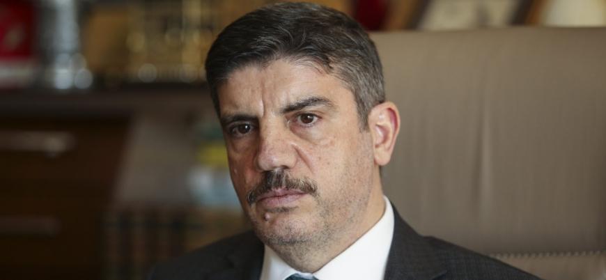 AK Partili Aktay Sisi rejimine gönderilen mesajın boyutlarını açıkladı