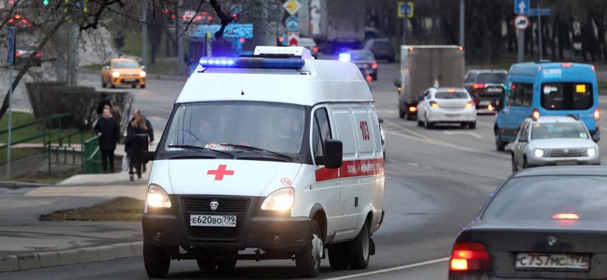 Rusya'da muhalif gazeteci kendini yakarak intihar etti