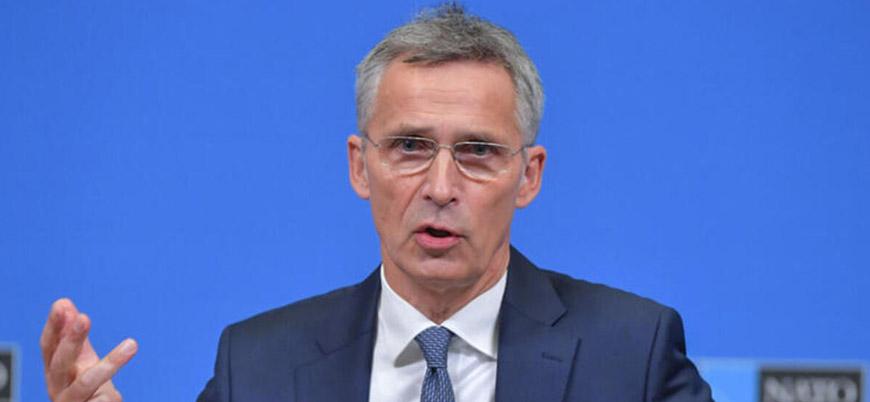 NATO Genel Sekreteri Stoltenberg'den Türkiye ve Yunanistan'a ziyaret