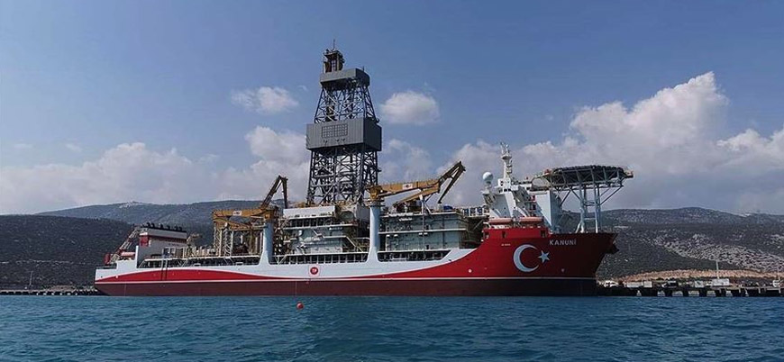 Kanuni sondaj gemisi Karadeniz'de petrol ve doğalgaz arayacak