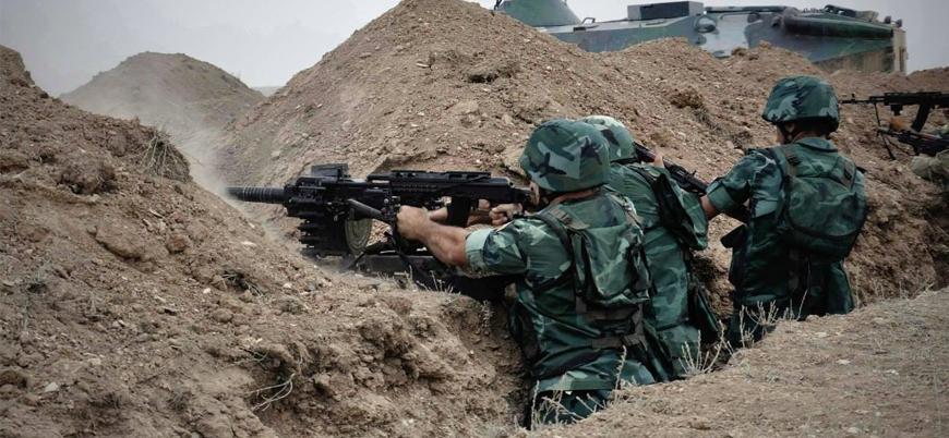 Karabağ'da Azerbaycan ile Ermenistan arasında çatışmalar devam ediyor