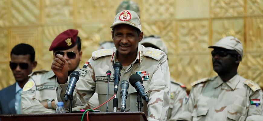 Sudanlı general: İsrail ile ilişkilerimizi geliştiriyoruz