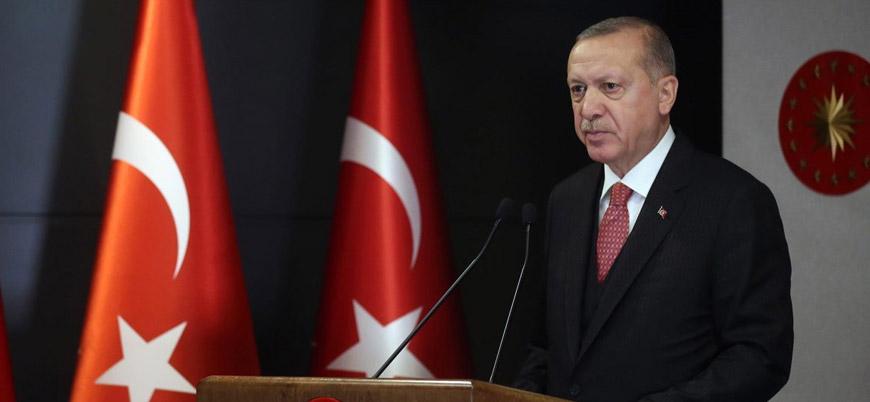 Erdoğan: Suriye'de terör bölgeleri ya temizlenir ya da kendimiz yaparız