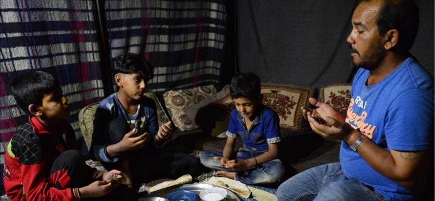 Suriyelilerin yüzde 90'ı yoksulluk sınırının altında