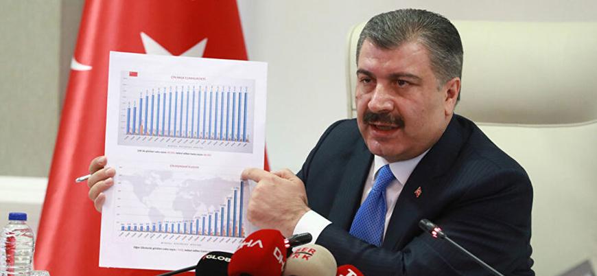 'Türkiye vaka sayılarını DSÖ kılavuzuna göre raporlamalı'