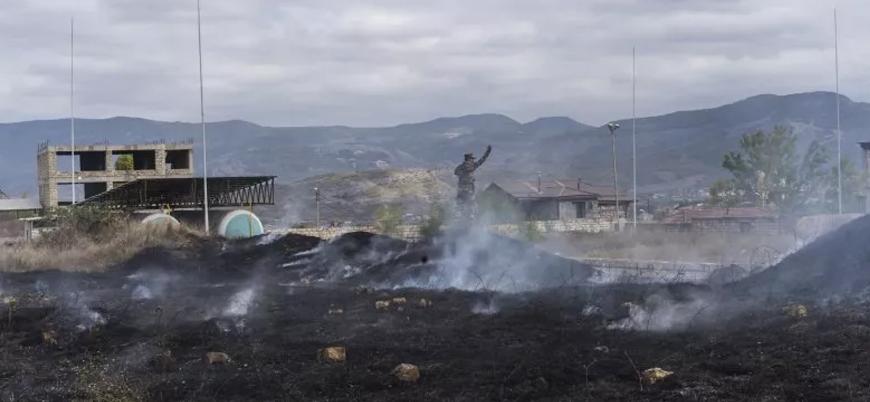 SOHR: Dağlık Karabağ çatışmalarında 2 günde 36 Suriyeli paralı asker öldü