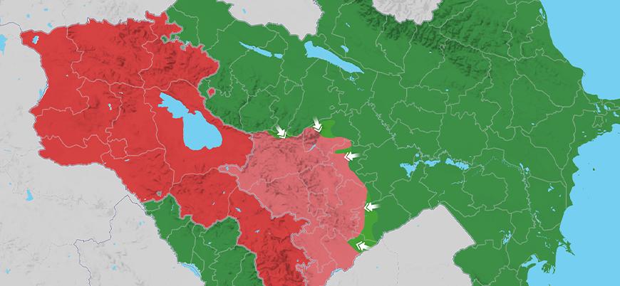 Dağlık Karabağ cephe hattında son durum